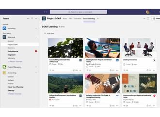 Viva, nueva solución de Microsoft para mejorar el bienestar laboral en tiempos de trabajo remoto