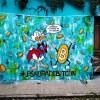 Campaña viral de Bitcoin sigue sorprendiendo en varias ciudades