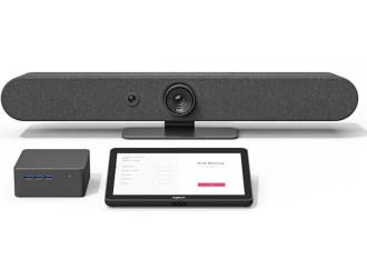 Logitech marca un estándar en la industria de la videoconferencia