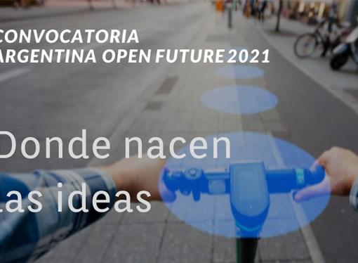 Telefónica Open Future abre en Argentina su primera convocatoria del año para startups tecnológicas