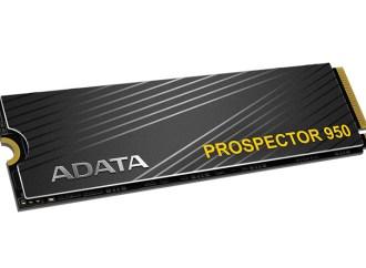 ADATA lanzó el SSD Prospector 950