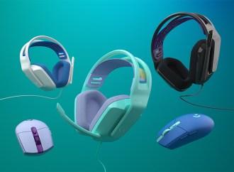 Logitech G presentó los audífonos G335