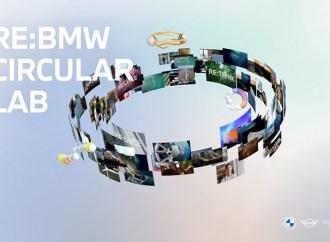 BMW Group lanzó RE: BMW Circular Lab