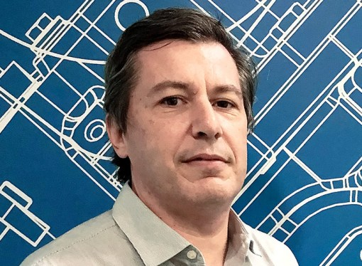 Lucas Dardano, gerente de Línea de Negocio para la división General Industry de Atlas Copco Argentina