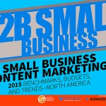 Small Business B2B Content Marketing Benchmarks