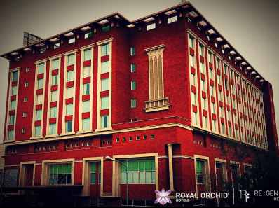 Hotel Royal Orchid, Jaipur 1 EBJ Chronicles
