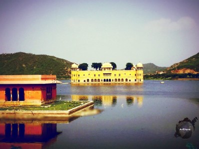 Jal Mahal, Jaipur 3 EBJ Chronicles