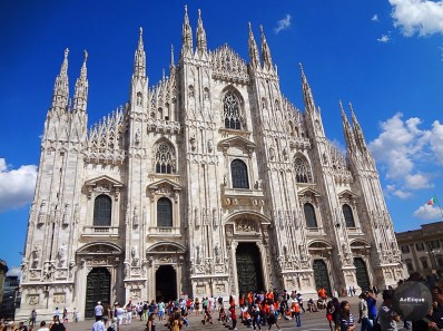 Milan Cathedral 6 EBJ Chronicles