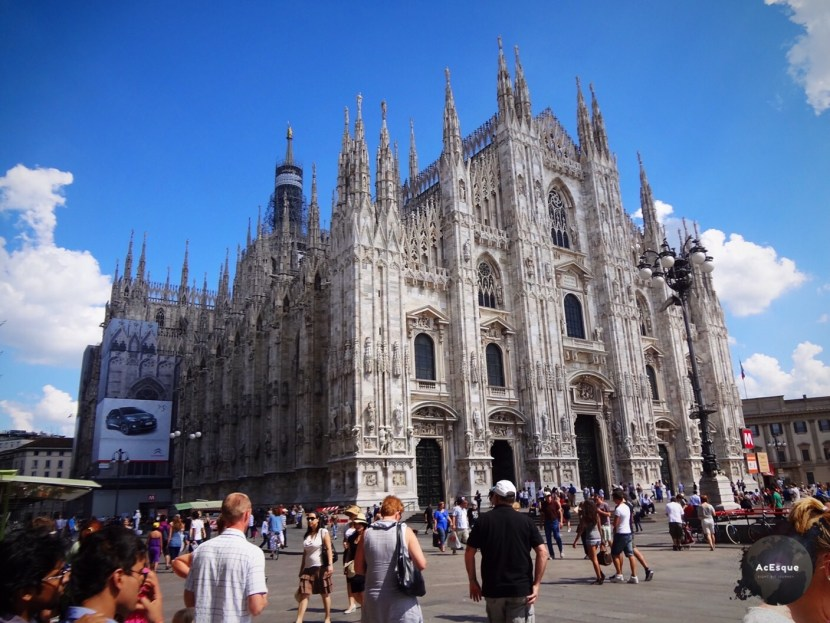 Milan Cathedral 2 EBJ Chronicles