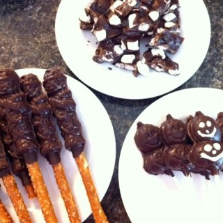 RECIPE: Allergy Free Halloween Chocolates