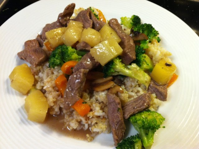 Easy Beef Stir Fry - Allergy Friendly