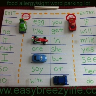 How to Teach Children to Read their Food Allergies