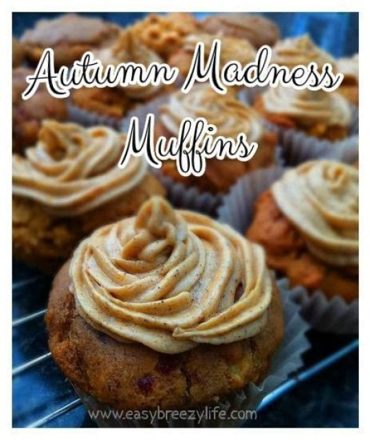 Gluten & Top8 Free these muffins are safe for SO many and taste AHmazing!