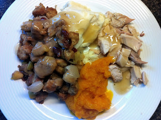 Allergy Free Thanksgiving Dinner