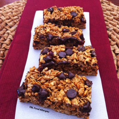 EBL Food Allergies: Chewy Honey Oat Bars & Enjoy Life Foods Dark Chocolate Morsels Give-Away