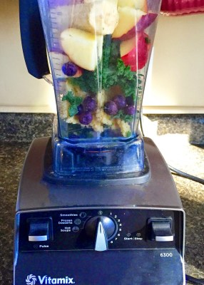 Fruity Quinoa Kale Smoothie - EBL Food Allergies - Vitamix