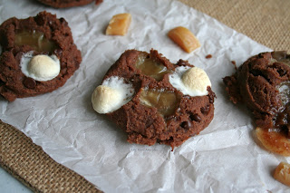 Vegan and Gluten Free Ooey Gooey Chocolate Cookies