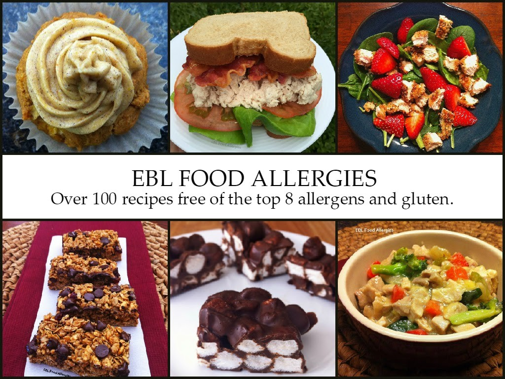 Top 8 free ebl food allergies over 100 free top8free recipes love this site forumfinder Image collections