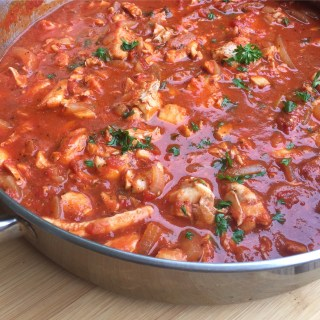 Dairy and Gluten Free Italian Haddock Marinara is a favorite in our house!