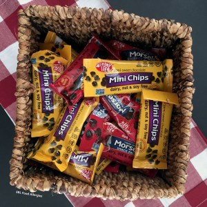 New Enjoy Life Foods Chocolate Chip Snack Packs