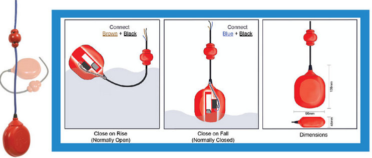 float switch wiring diagram honeywell thermostat wire how to control level of a tank with switch.