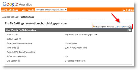 blogger google-analytics 2