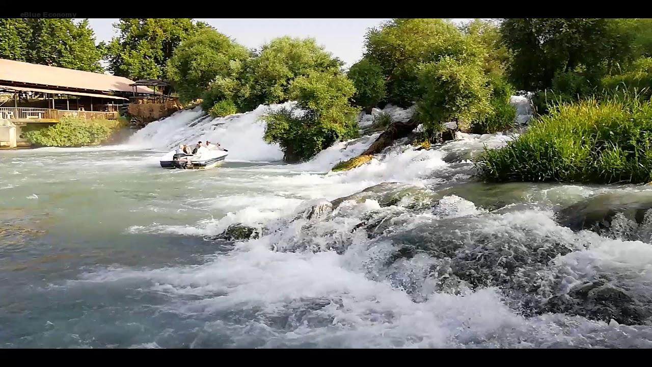 eBlue_economy_نهر العاصى Orontis River