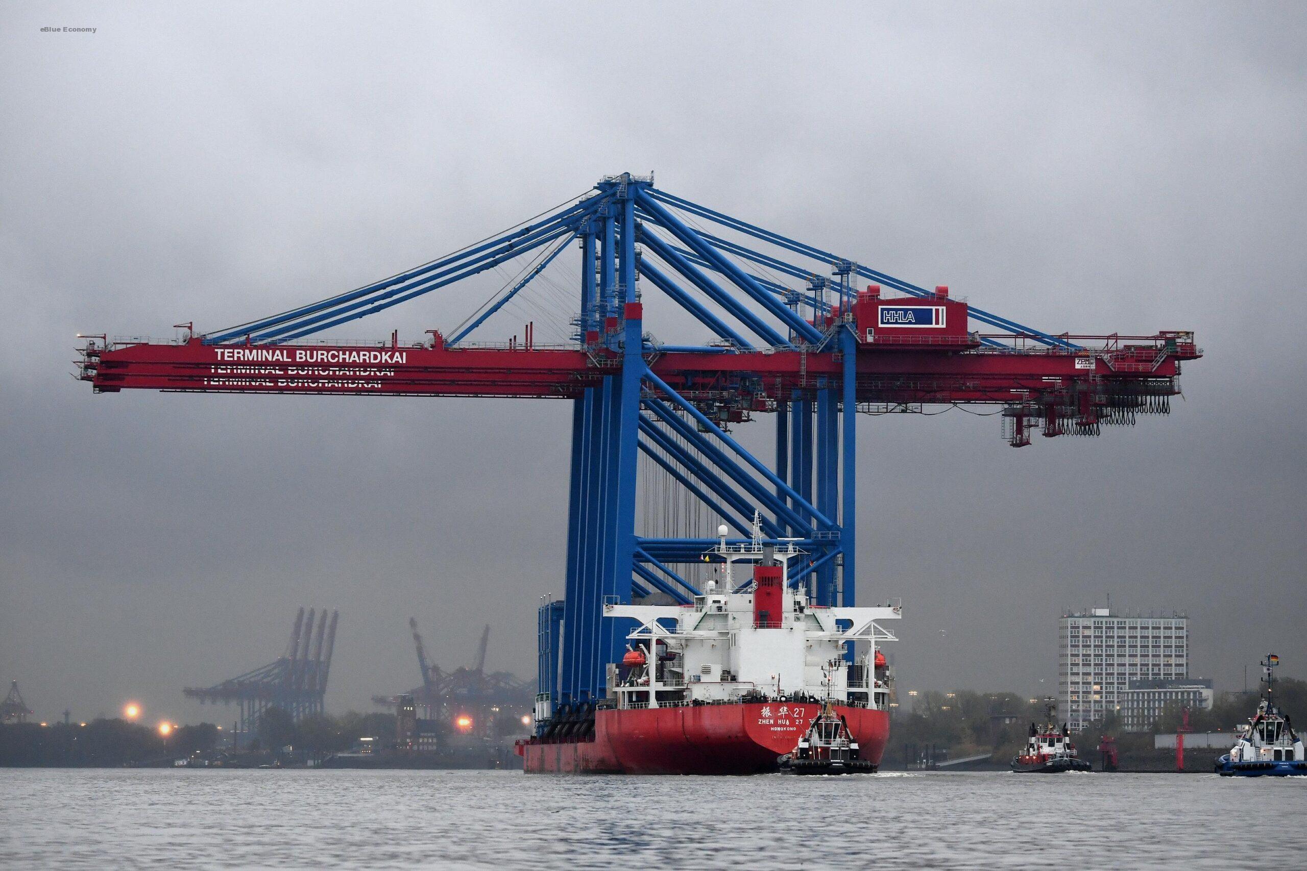 eBlue_economy_Germany_Port of Hamburg