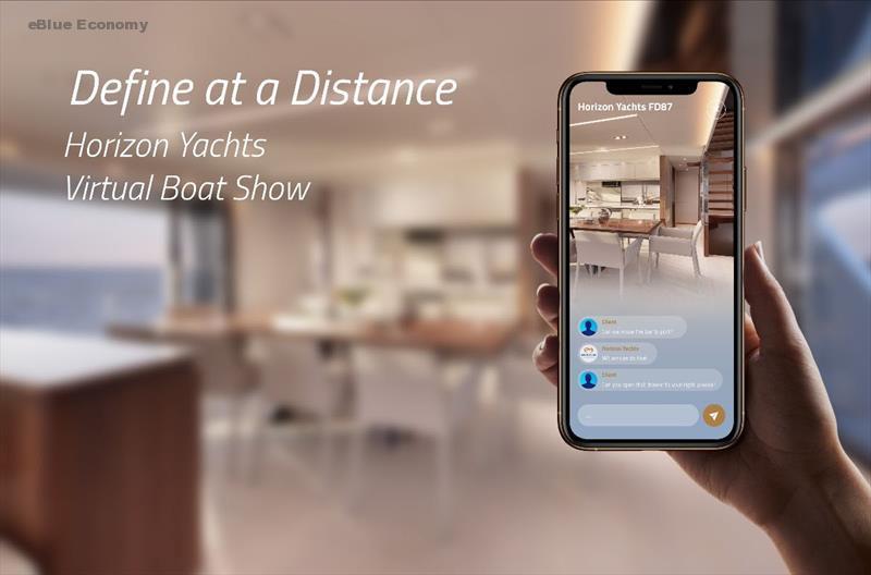 eBlu_economy_Define at a Distance – Horizon Yachts Virtual Boat Show