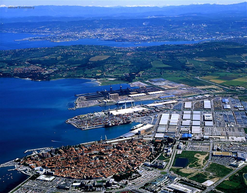 eBlue_economy_Port of Luka Koper has control over the consequence of Covid 19