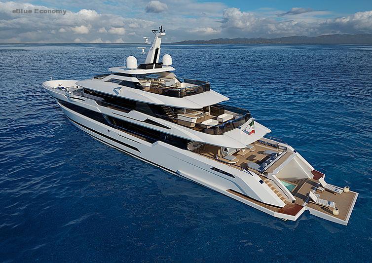 eBlue_ecoonomy_New Columbus Classic 50 superyacht concept unveiled