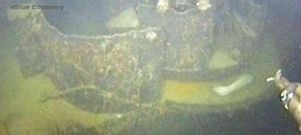 eBlue_economy_العثور على حطام السفينة_كارلزرويه_ النازية بعد غرقها