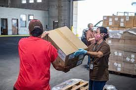 eBlue_economy_PORT OF LA _CMA CGM DONATE 75,000 MASKS TO UNITED FARM WORKER