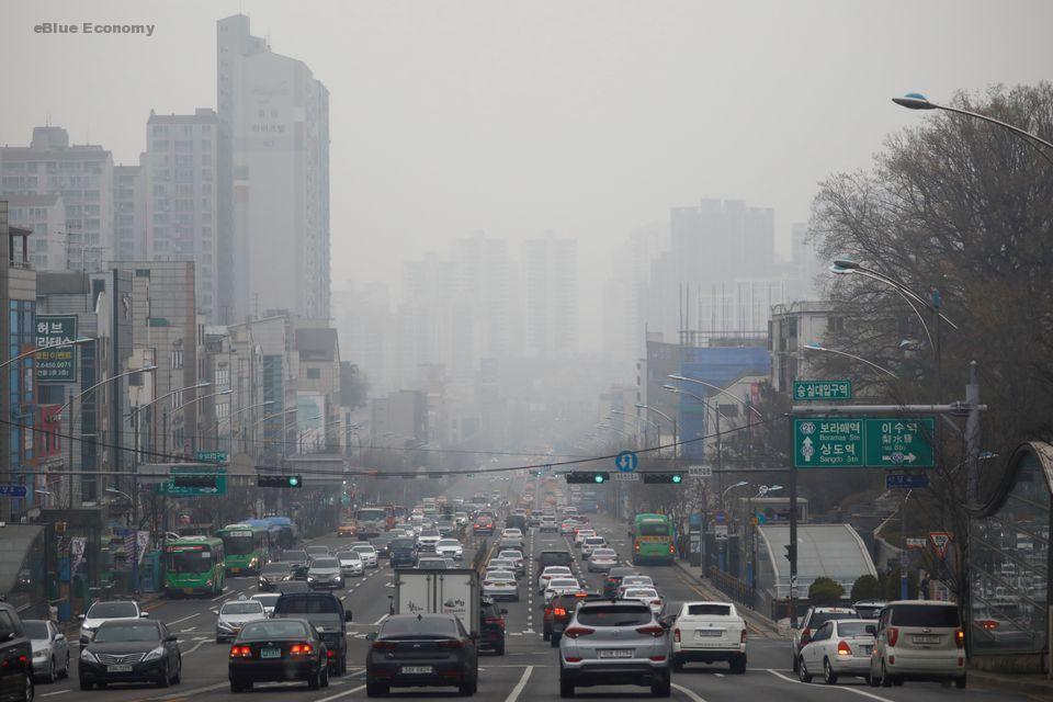 eBlue_economy_Korea's vow to achieve carbon neutrality