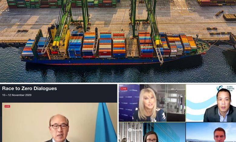 eBlue_economy_IMO_ Accelerating the race to zero emission shipping
