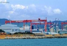 eBlue_economy_Merger of South Korea's Hyundai and DSME