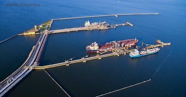 eBlue economy- port of gadansk