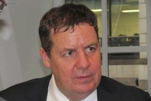 eBlue_economy_Guy Platten, Secretary General of the International Chamber of Shipping