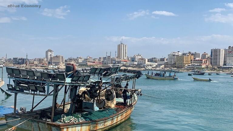 eBlue_economy_مصر_تفرج_عن_5_صيادين_فلسطنيين