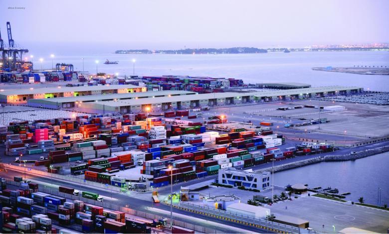 eBlue_economy_ميناء_جدة