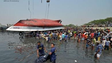 eBlue_economy_At least 26 people dead in Bangladesh ferry crash