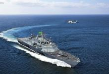 eBlue_economy_البحرية الملكية تُرسي العارضة الرئيسية لـ_سفينة جلالة الملك سعود
