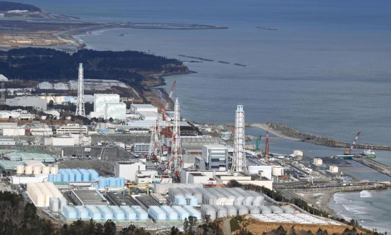eBlue_economy_تصريف مياهالمحطة النووية اليابانية بالبحر