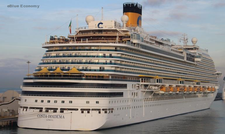 eBlue_economy_ EMSA and ECDC issue the first revision of their COVID-19 Guidance for Cruise Ship Operations