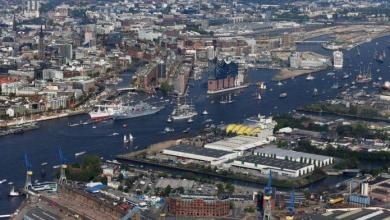 eBlue_economy_ Positive first-quarter throughput trend in Port of Hamburg
