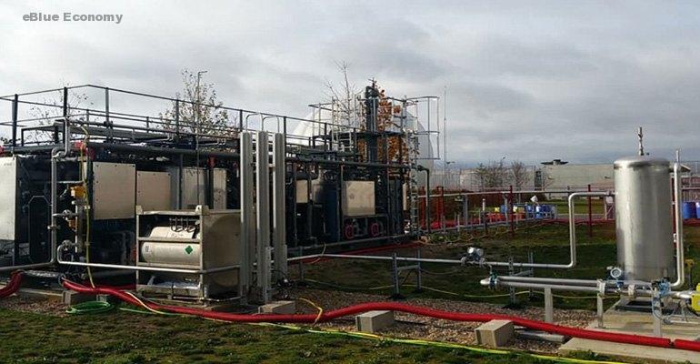 eBlue_economy_ largest bioLNG production plant