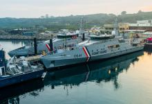 eBlue_economy_Austal Australia delivers two Cape-class patrol boats to Trinidad and Tobago Coast Guard