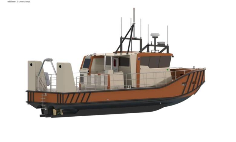eBlue_economy_Danish coastal authority orders a new survey ship from Tuco Yacht Shipyard in Faaborg