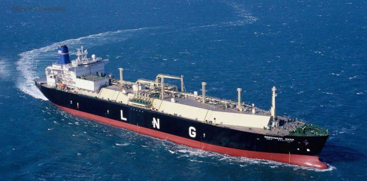 eBlue_economy_First cargo from Egypt to reach Lithuanian LNG terminal