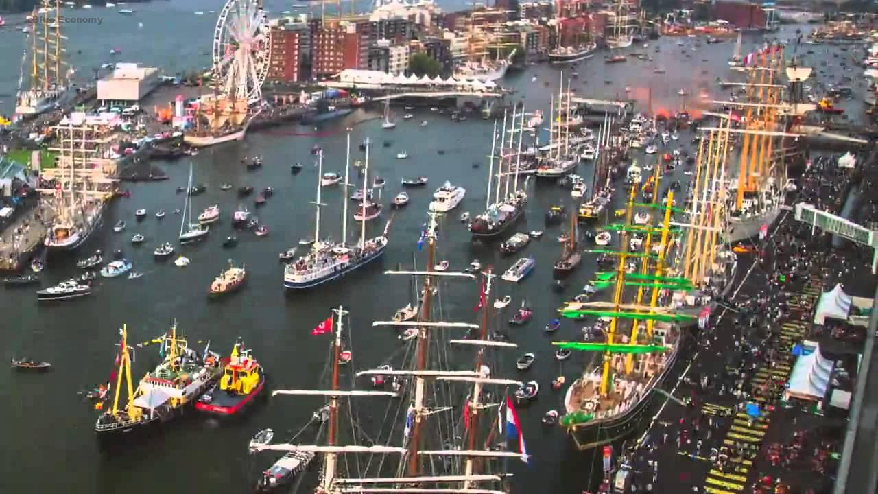 eBlue_economy_Port of Amsterdam